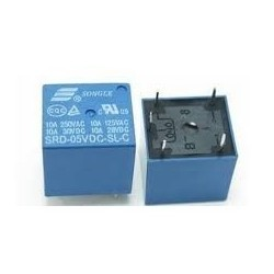 5V Power Relay 10A