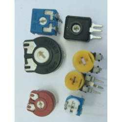 20k Preset Resistor