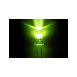 5mm Super Bright Green LED