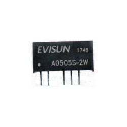 A0505S-2W Dual 5V Output...