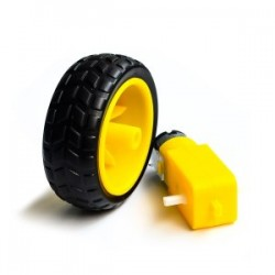 TT Motor Smart Car Robot...