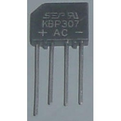 3A KBP307 Bridge rectifier