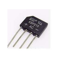 2A Silicon Bridge rectifier