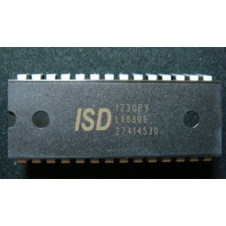 ISD1730PY Multi-Message...