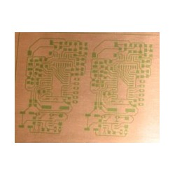 100x100mm Printed Circuit...