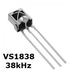 VS1838B Universal 38kHz IR...