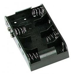 D Cell Battery Holder